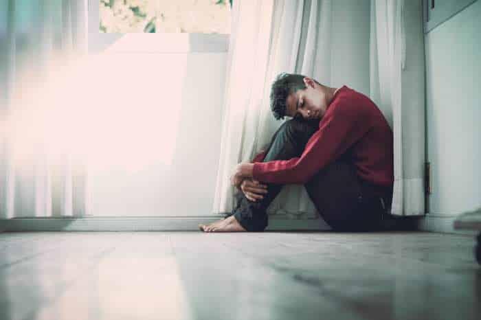 Selbstliebe ermöglicht das Ende von Depressionen