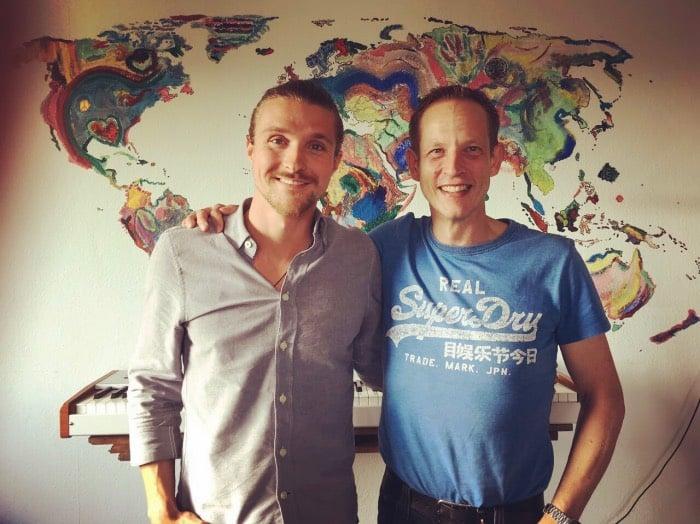 podcast mit matthias und tim_Fotor