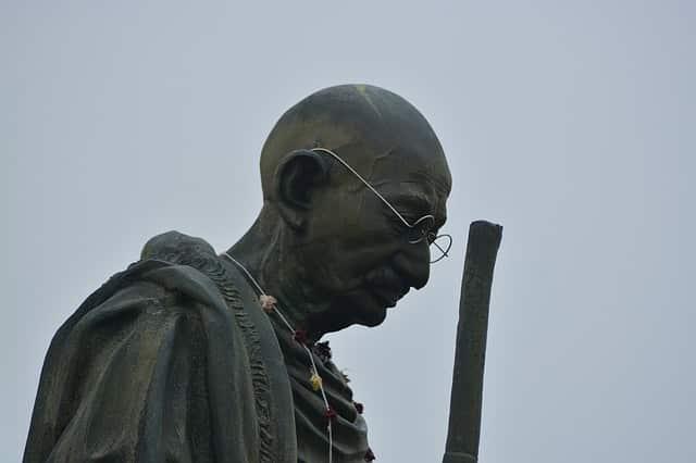 the story of mahatma gandi