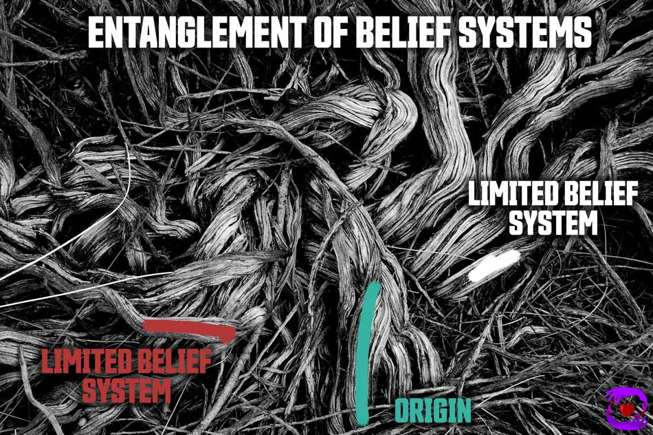 Entanglement Belief Systems