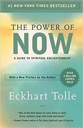 spiritual awakening books Eckhart Tolle The Power Of Now
