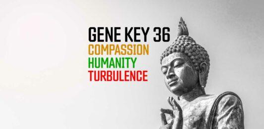 36. Gene Key (Gene Keys 36)