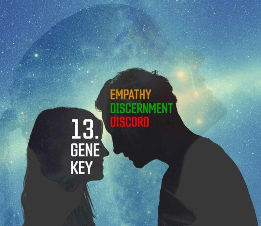 13. Gene Key