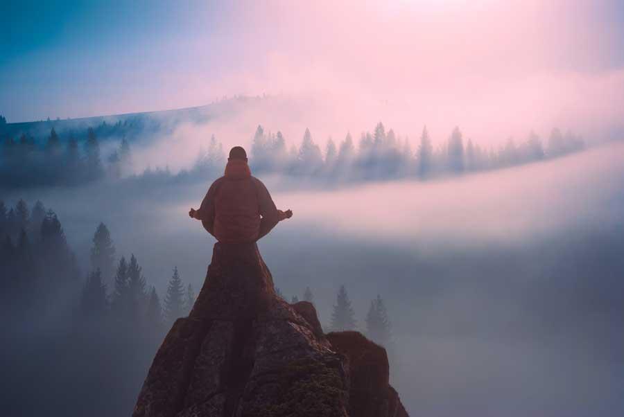 meditation for higher vibration